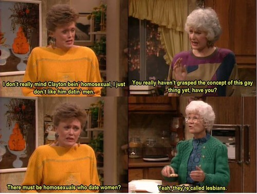 Blanche Just Has a Problem WIth the Core Concept