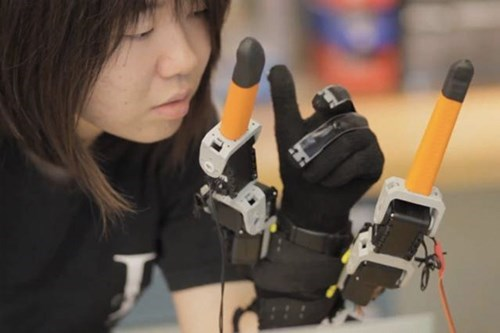 Want More Fingers? MIT Can Help!