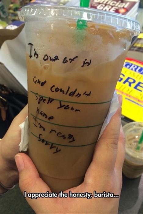 barista,coffee,monday thru friday,Starbucks,g rated