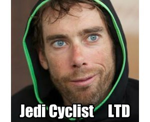 Jedi Cyclist     LTD                      (Laurens Ten Dam)