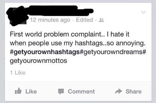Sorry, We Have to Revoke Your #HashtagLicense