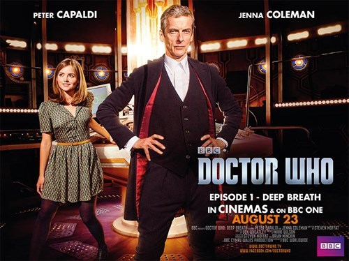 Doctor Who Series 8 Premiere Will Be Simulcast In Theaters World-Wide