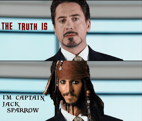 I Am CaptainMan