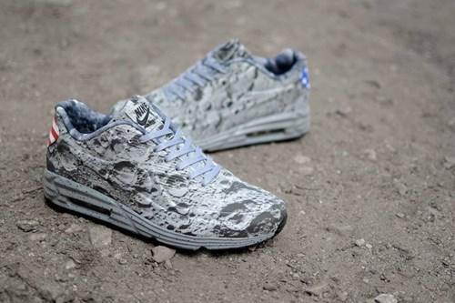 moon landing,moon,shoes,nike,poorly dressed,sneakers