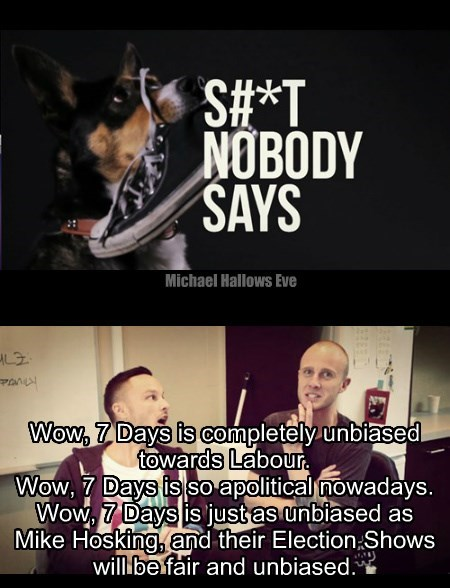 Sh!t Nobody Says - About '7 Days'