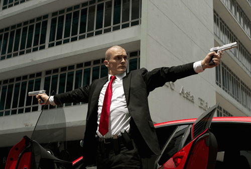 Here's Your First Official Look at Hitman: Agent 47