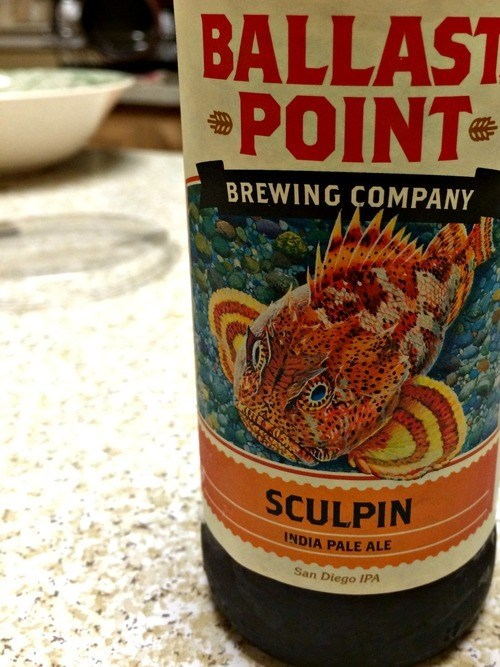beer,ballast point,sculpin,label,funny