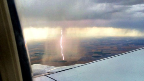 A Different View of Lightning