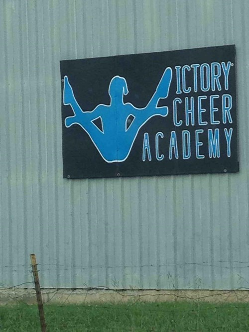 """Cheer Academy"" You Say?"