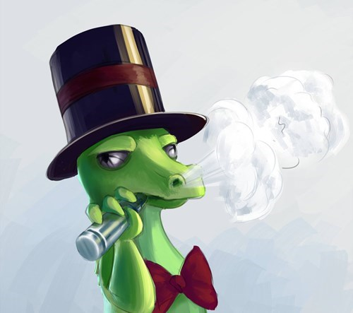 Gummy Is a Sir