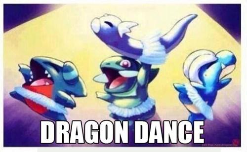 The True Dragon Dance