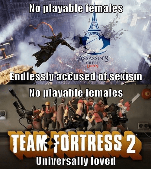 Double Standards?