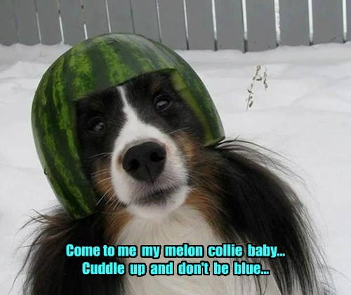 Melon Collie Baby