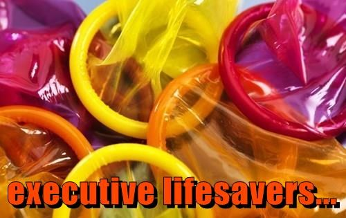 executive lifesavers...