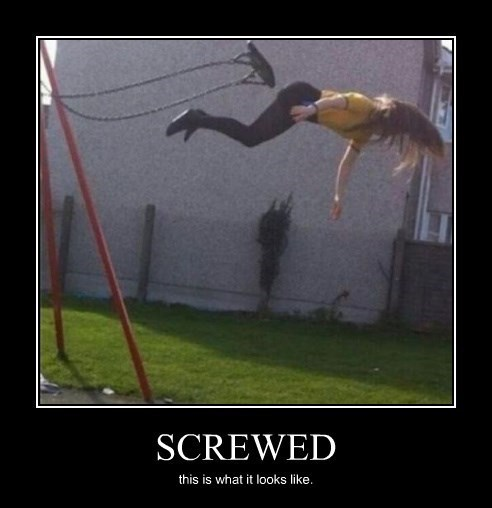 ouch,screwed,bad idea,funny