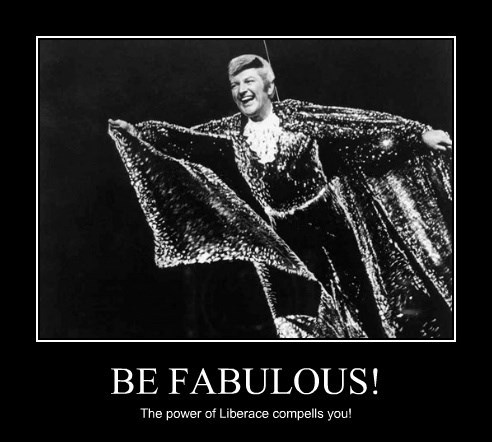 BE FABULOUS!