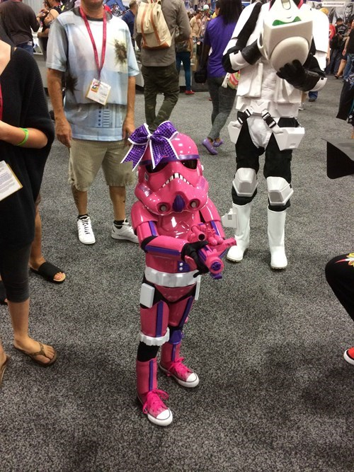 cosplay,stormtrooper,kids,g rated