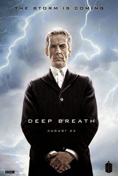 series 8,poster,12th Doctor