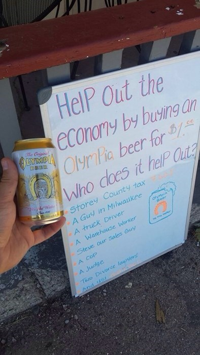 Beer Helps So Many!