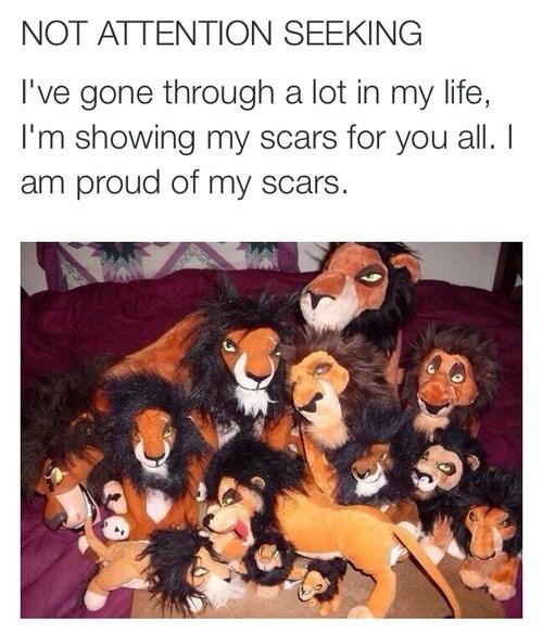 Some Wounds Run Deep