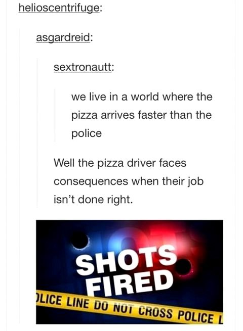 tumblr,pizza,police