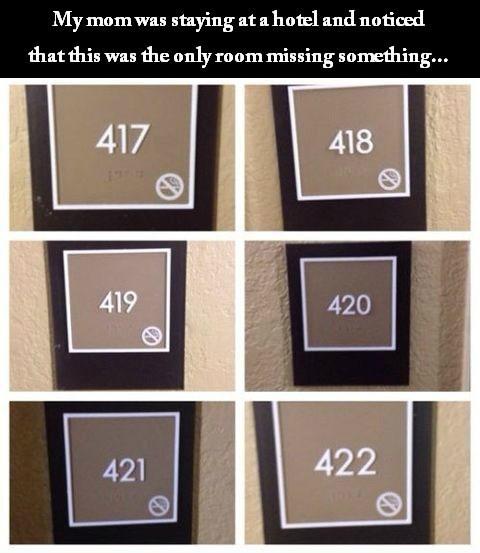 Denver Hotel Rooms Be Like...