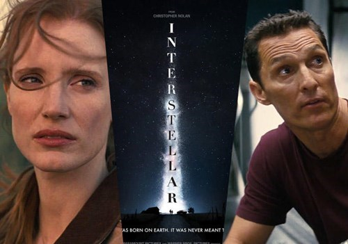 "Watch the New ""Interstellar"" Trailer!  It Looks Out of This World!"