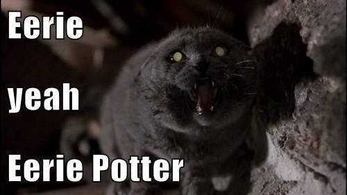 Eerie yeah Eerie Potter