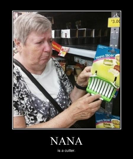 nana,emo,cutter,funny