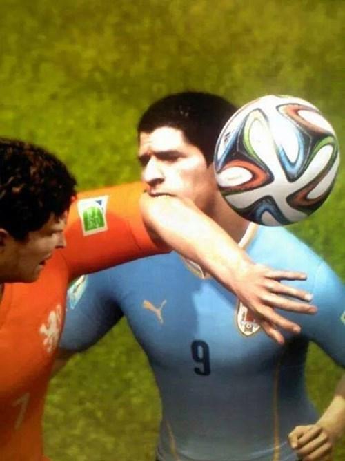 FIFA '15 Has Some Super-Realistic Graphics