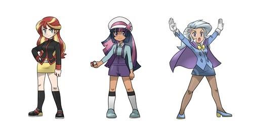 my little pokemon rivals