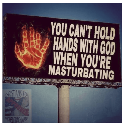 That's Why You Have Two Hands...