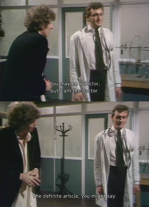 classic who,4th doctor