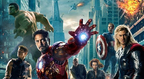 Check Out All the Easter Eggs in Some of Your Favorite Marvel Movies