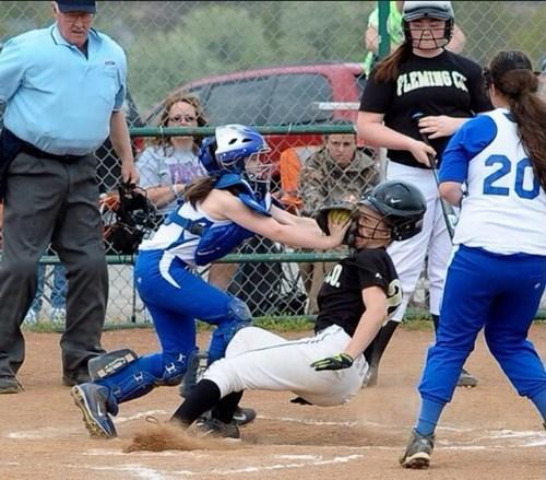 ouch,sports,baseball,softball