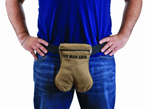 Want to Wear a Fanny Pack, But Fear It's Not Manly Enough?