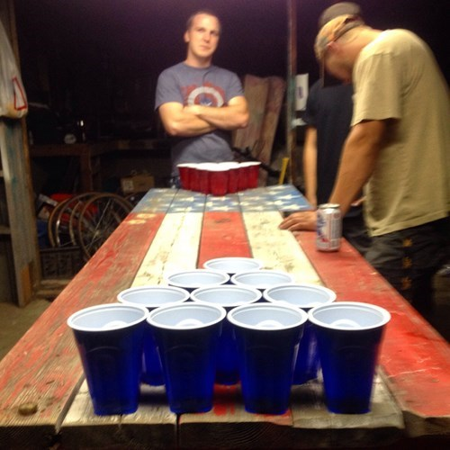 Freedom Pong