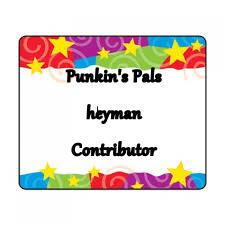 Punkin's Pals                heyman                      Contributor