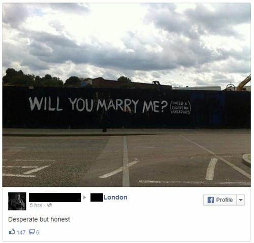 marriage,London,proposal