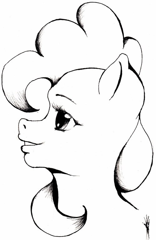 Pinkie (first sketch)