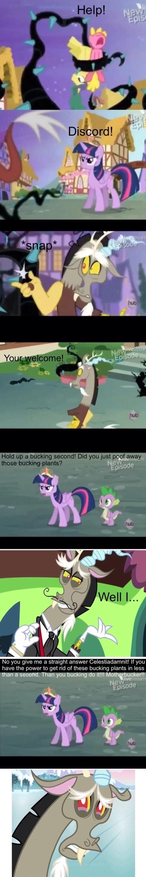 Princess Twilight Logic