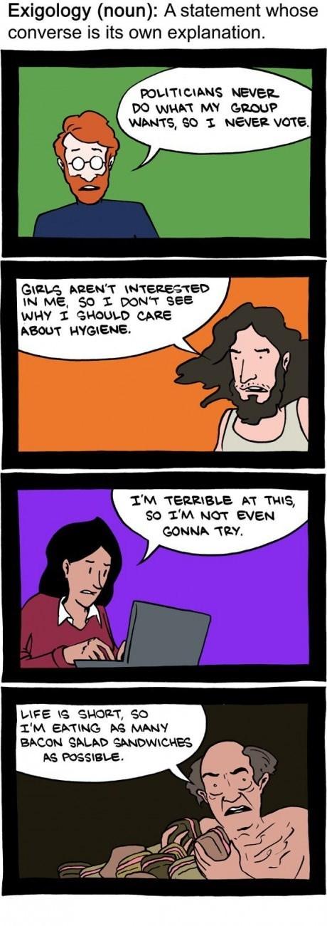 sad but true,bacon,web comics