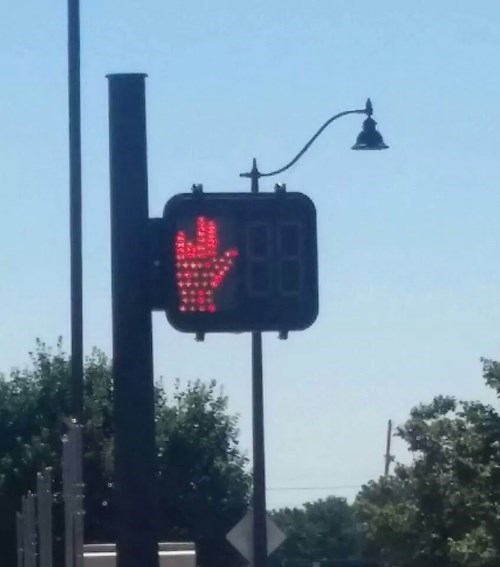 street light,hands,sexy times,funny,The Shocker