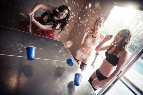 Ruining a Perfectly Good Game of Beer Pong