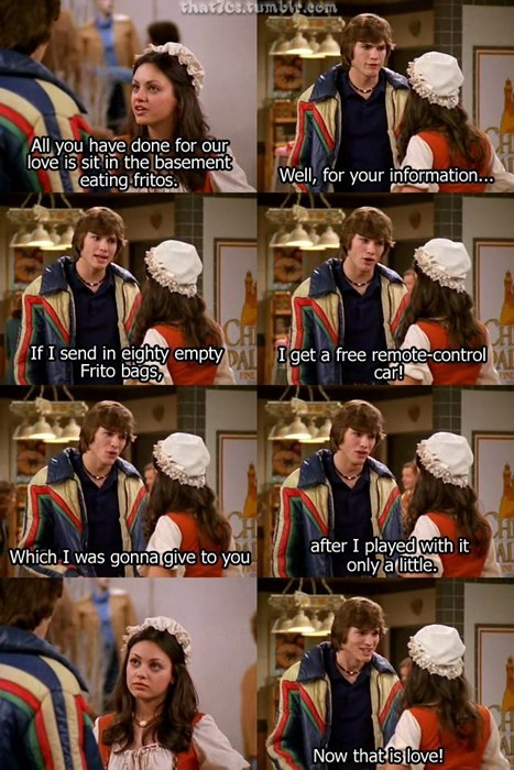 chips,that 70s show,dating
