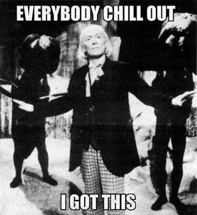 classic who,1st doctor