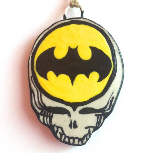 Batman Steal Your Hero Stealie