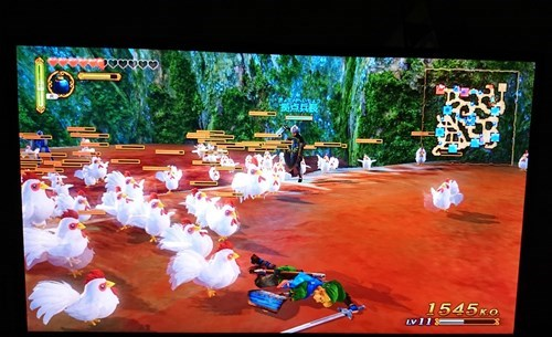 The Cucco is Still Deadly in Hyrule Warriors