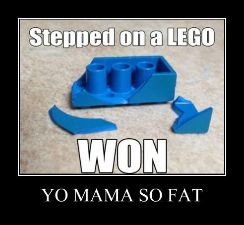 YO MAMA SO FAT