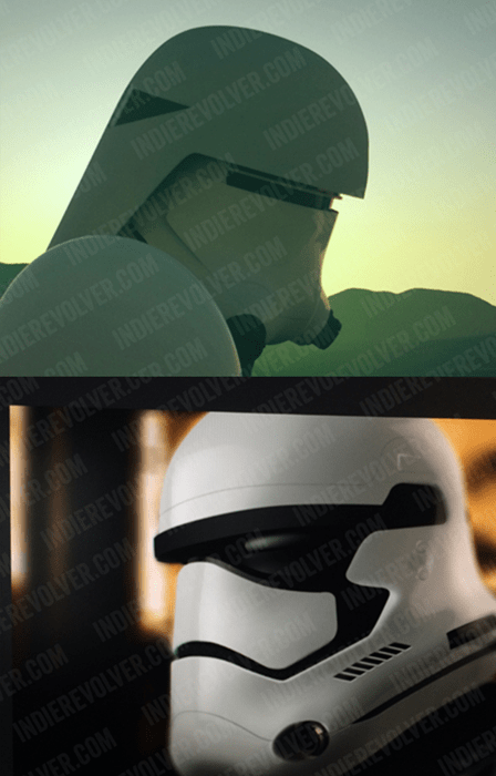 What Do You Think of These New Stormtrooper Helmets?